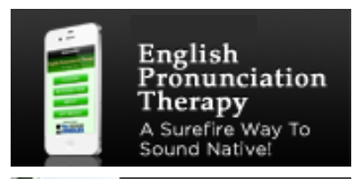 English Pronunciation Therapy