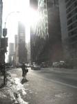 冬のニューヨーク